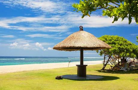 Balis vackra stränder