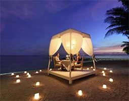 Kärlekspaketet - Romantisk resa till Bali