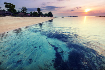 Giliöarna strand