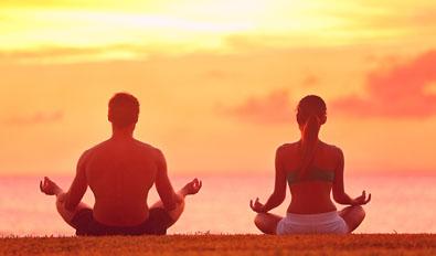 yoga på bali