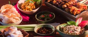 indonesisk mat